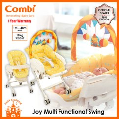 Combi High Chair Wheel Price In India Qoo10 Swing Baby Maternity Joy Multi Functional 0 48 Months 1 Year