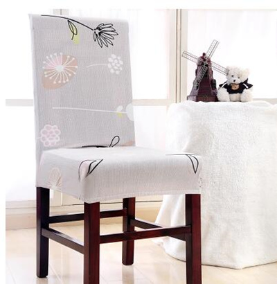 chair cover qoo10 mobile phone holder dining siamese cloth fabric custom stool