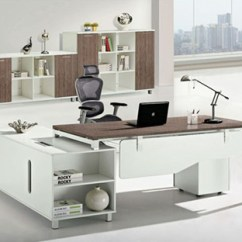 Desk Chair Office Max Folding For Bedroom Qoo10 - Director Table★office Table ★office Desk★director Desk★manager Desk★la... : Furniture & Deco