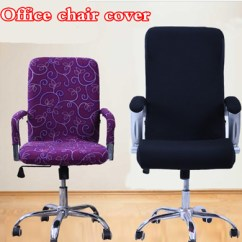 Chair Cover Qoo10 Covers Bed Bath And Beyond Canada Furniture Deco Elastic Office With Zippers Computer Chairs Cs111 Cloth