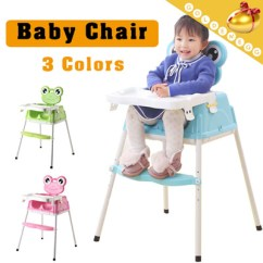 Eating Chair For Toddlers Industrial Metal Dining Chairs Qoo10 Baby High Children Kids Stool Study Table