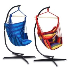 Swing Chair Game Accent Rocking Chairs Qoo10 Hot Sale Hammock Outdoor Cotton Rope Fashion Cloth