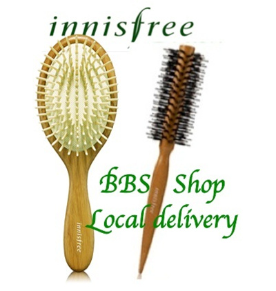 qoo10 innisfree hair brush b cosmetics