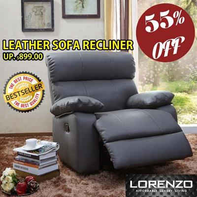 Lorenzo Recliner Sofa Review Www Stkittsvilla Com