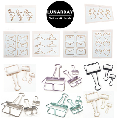 lunarbay6 x paper clips