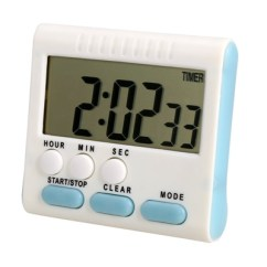 Digital Kitchen Timers Corner Hutch Qoo10 New Large Lcd Timer Alarm Count Up Down Clock 24 Hours Egg