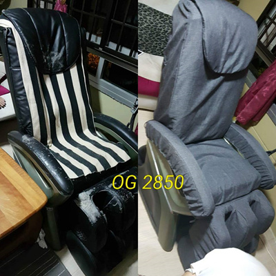 chair cover qoo10 how to reupholster a wingback ogawa furniture deco