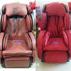 Ogawa Massage Chair Backjack Anywhere Qoo10 Osim Oto Cover Furniture Deco