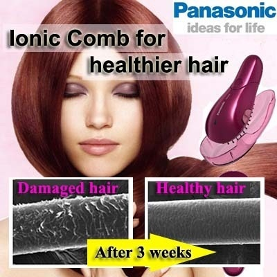 qoo10 eh he10vp ionic b hair brush for static and frizzy hair made in j hair care