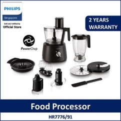Philips Avance Food Processor Price Wiring Diagram For Drag Car Qoo10 Hr7776 91 Small Appliances Collection