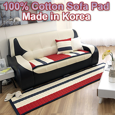 chair cover qoo10 square cushions - sofa seat pad : furniture & deco