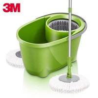 Qoo10 - 3M Spin Mop : Household & Bedding