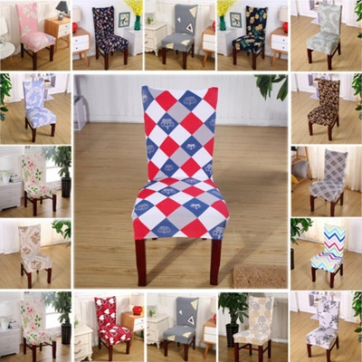 chair cover qoo10 office mat 46 x 60 seat covers kitchen bar dining hotel restaurant wedding part decor 2