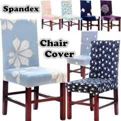 Chair Cover Qoo10 Chairs For Elderly Riser Recliner Furniture Deco Spandex Stretchable Table Dining Hotel Restaurant Living Room Wedding Party