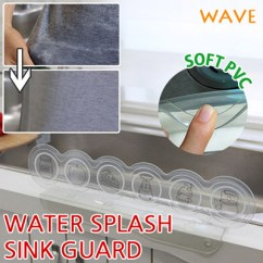 Splash Guard Kitchen Sink Corner Cabinet Storage Qoo10 Barriers Dining