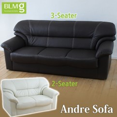 Sofa Furniture Singapore Value City Boston Qoo10 Andre 2 3 Seaters The Longest 1360mm 1800mm Sofabed