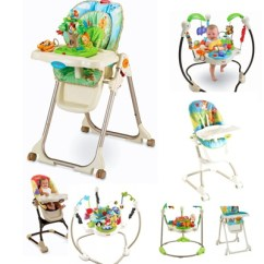 Bright Starts High Chair Elmo Adventure Potty Qoo10 Baby Gym Jumperoo Toys Brand New Fisher Price Luv U Zoo