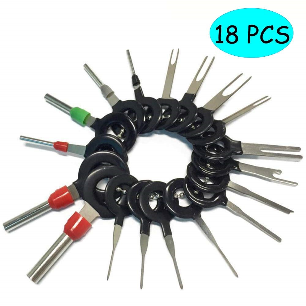 hight resolution of fit to viewer prev next kalolary 11pcs set terminal removal tools car electrical cable wiring crimp