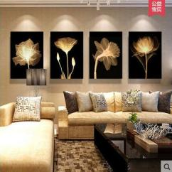 Painting For Living Room Feng Shui Big Wall Mirror Buy Frameless Finished Product Dining Mural Sofa Background Decoration Fengshui Sell99 Singapore