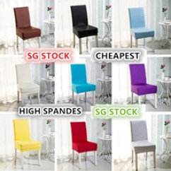 Chair Cover Qoo10 Dining Room Covers At Walmart Shops Loving House Sg Quick