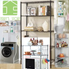 Movable Cabinets Kitchen Food Storage Organization Rack Dish Drying Cabinet Knives Steel With Adjustable Shelf Shelving For Store Room
