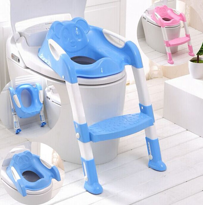 3 in 1 potty chair office max desk qoo10 kids training seat for boys girls with sturdy