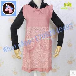 Cute Kitchen Aprons Cheap Faucets Qoo10 Korean Female Fashion Princess Dress Apron And Sleeves Anti Cotton Cloth Gowns A