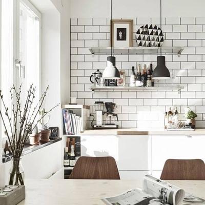 gray subway tile kitchen green backsplash 北欧釉面砖瓷砖卫生间100x200灰色厨房地铁砖美式工字砖亮面墙砖 淘宝网 o