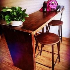 Retro Kitchen Tables Cork Floors In 家庭复古实木吧台客厅隔断家用吧台桌酒吧厨房做旧靠墙条桌可定做 一兜糖 家庭复古实木吧台客厅隔断家用吧台桌酒吧厨房做旧靠墙条