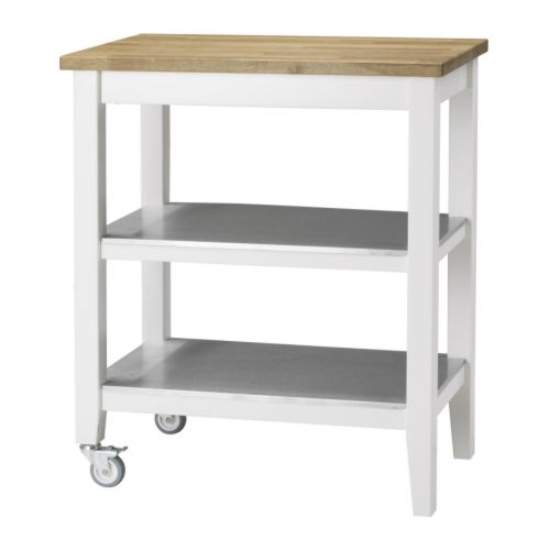 oak kitchen cart lowes outdoor island 斯坦托厨房推车 白色 橡木专业宜家代购国内代购 淘宝网 橡木厨房推车