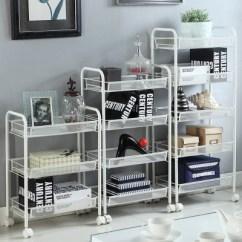 Ikea Kitchen Rack Bridal Shower Invitations Theme 宜家厨房置物架移动推车铁架艺美容美容院小推车三层美甲收纳架 淘宝网 O