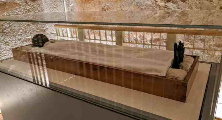 A incrível visita à tumba de Tutancamon, no Vale dos Reis