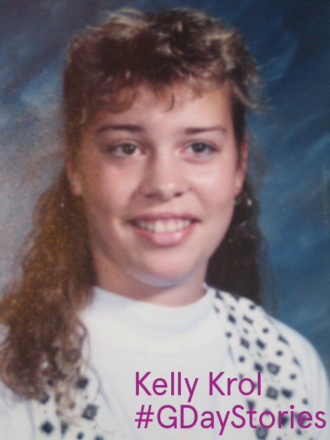 young Kelly Krol