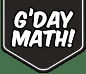 G'Day Math logo