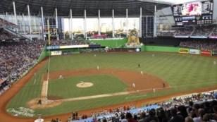 Estadio de los Miami Marlins.