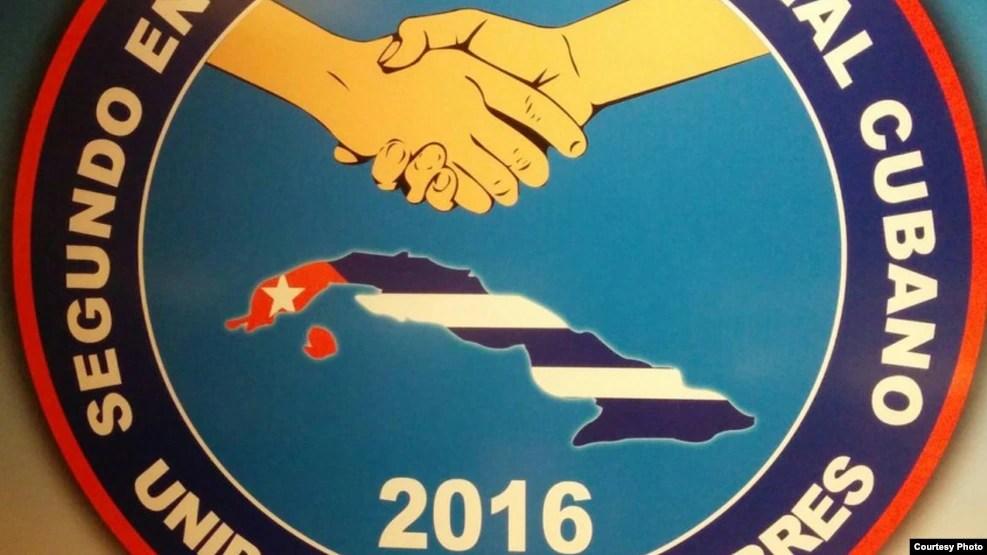 II Encuentro Nacional Cubano en Puerto Rico.