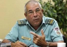 Coronel Lamberto Fraga Hernández.