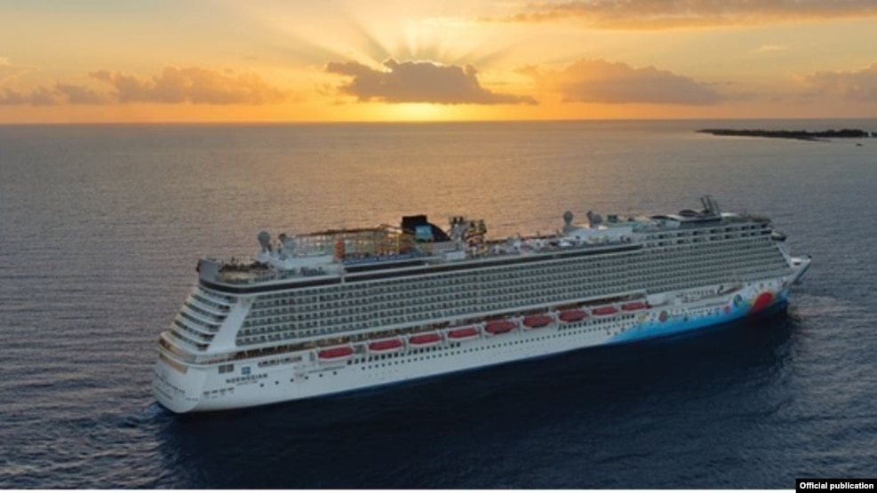 La compañía Norwegian Cruise Line Holdings Ltd planea operar viajes a Cuba.