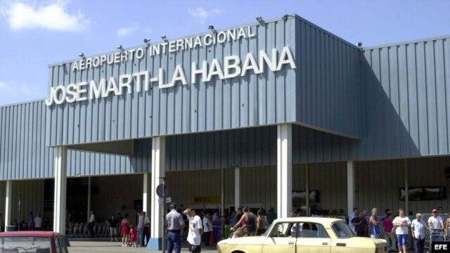 Aeropuerto Internacional José Martí.