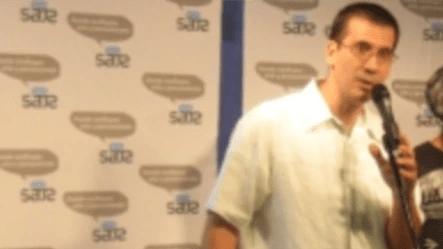 Antonio Rodiles, promotor del proyecto Estado de SATS.