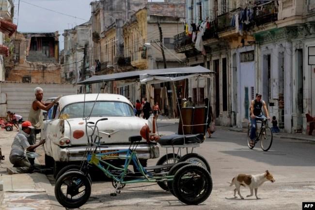 El tsunami turístico a Cuba que provocó el deshilo ya se extinguió, según estudio.