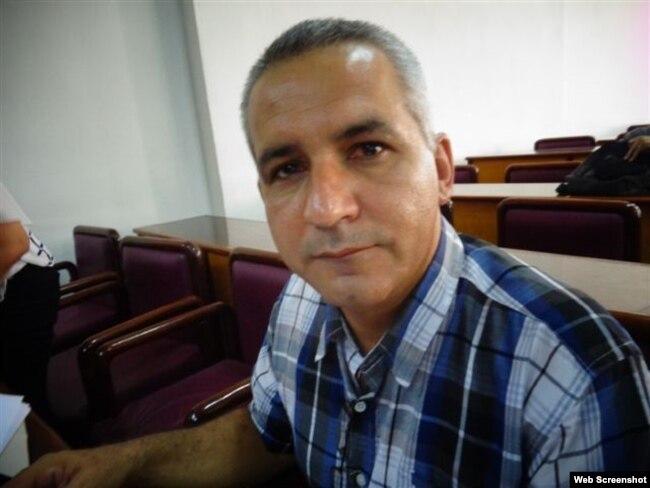 Andrés Castro Alegría, Rector de la UCLV, identificado como represor por FDHC.
