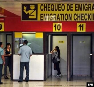 Inmigracion Cuba