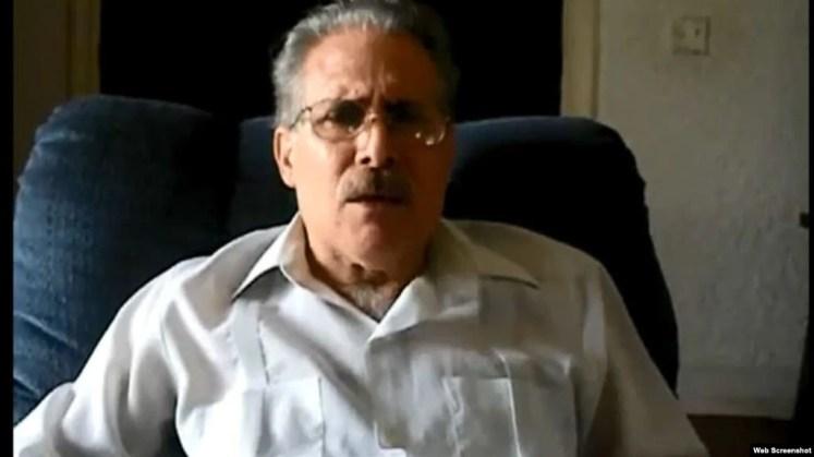 Ricardo Bofill Pagés, fundador del CCPDH y exprisionero de conciencia de Amnistía Internacional.