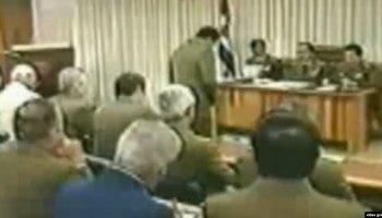 El tribunal de honor militar que juzgó a Arnaldo Ochoa (Archivo).