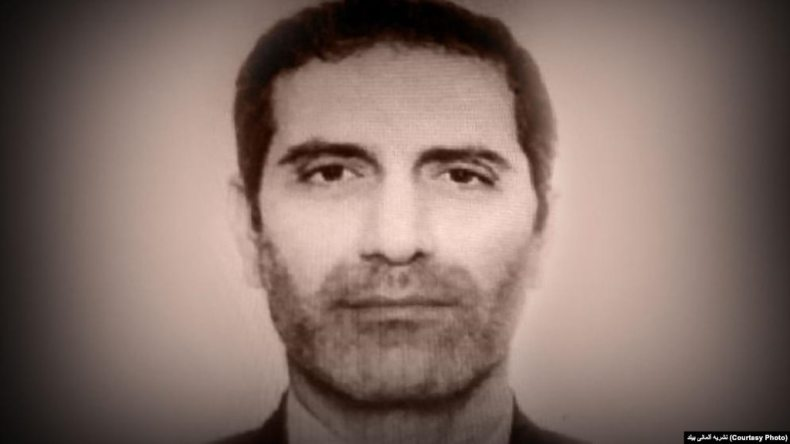 اسدالله اسدی، دیپلمات ایرانی