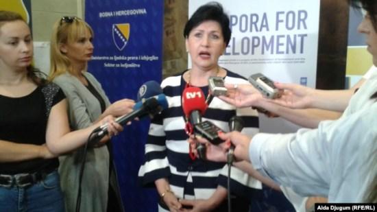Semiha Borovac: Vlasti žele da od predstavnika iseljenika saznaju njihova očekivanja