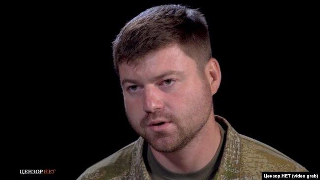 Олександр Порхун – у 2014 році командир 13-го батальйону 95-ї бригади десантників ЗСУ