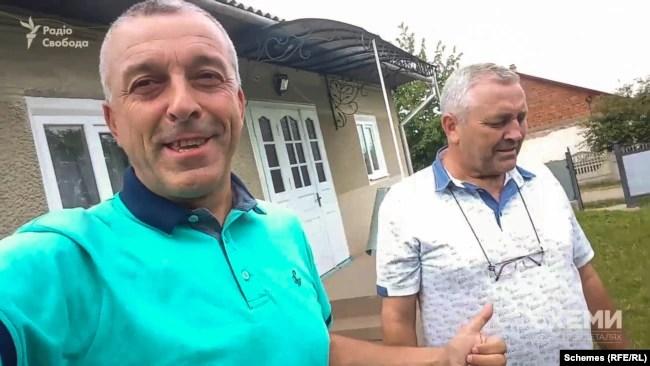Рік тому перед тим, як стати депутатом, Георгій Мазурашу приїхав у село, де виріс – і показав свого брата