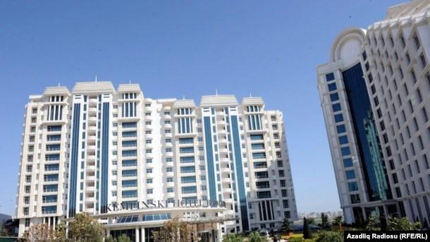 Kempinski Hotel-Badamdar, 2011